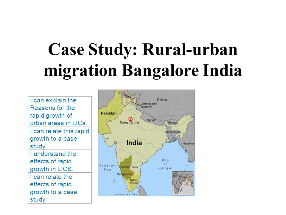 Mumbai case study- Human Urban Development