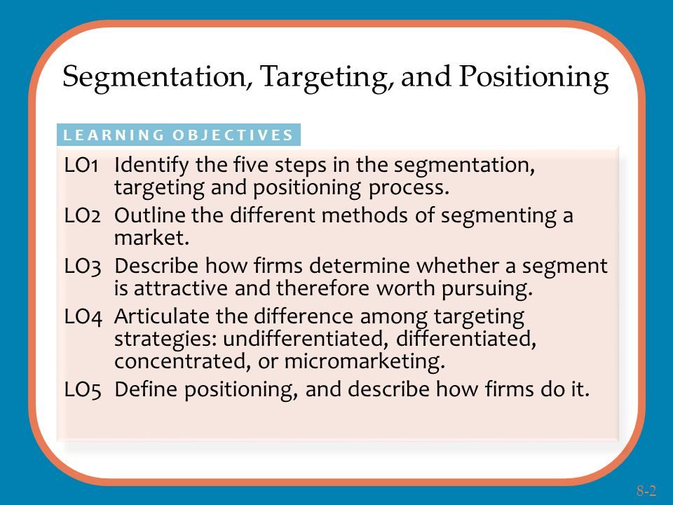 nike market segmentation and positioning Market segmentation refers to the  market segmentation is an extension of market research that seeks  product differentiation and product positioning,.