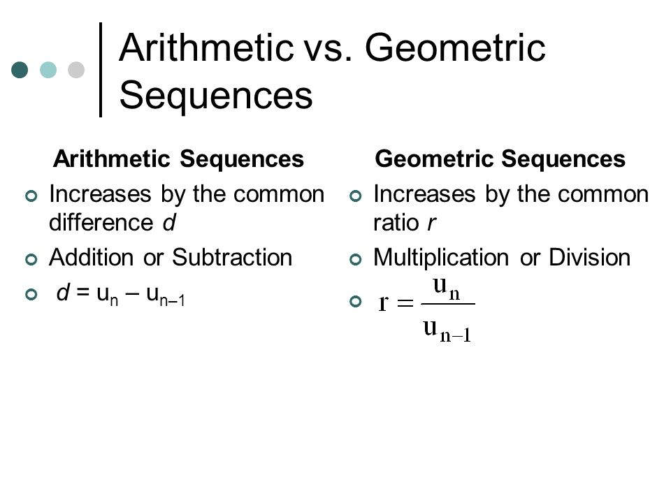 introduction to geometric sequences and series ppt video