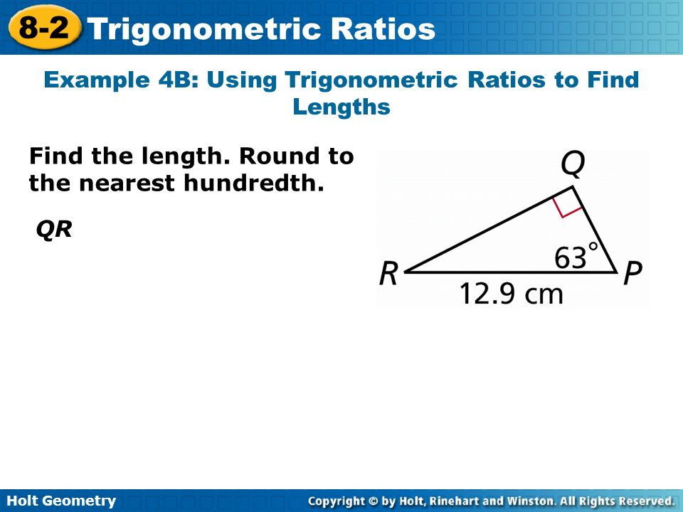 Trigonometric Ratios Worksheet Lesson 8 2 Answers Stay At Hand