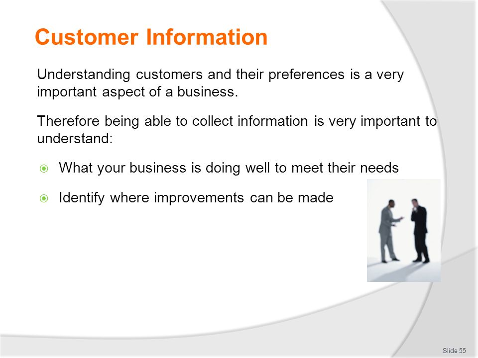 how to find out customer needs