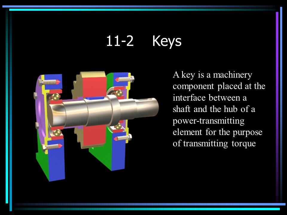 11-2 Keys