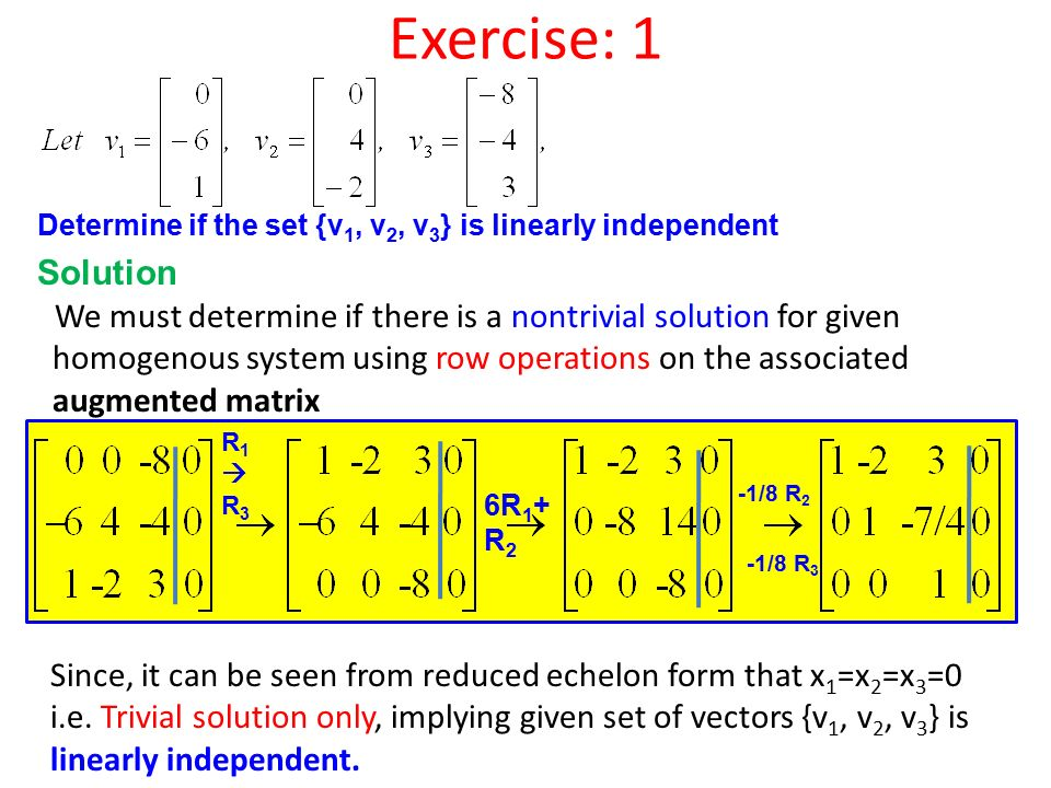 ME 1202: Linear Algebra & Ordinary Differential Equations (ODEs ...