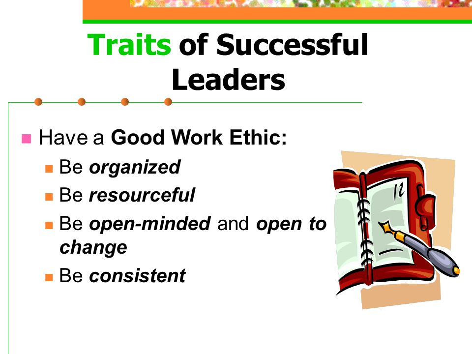 Traits of Successful Leaders