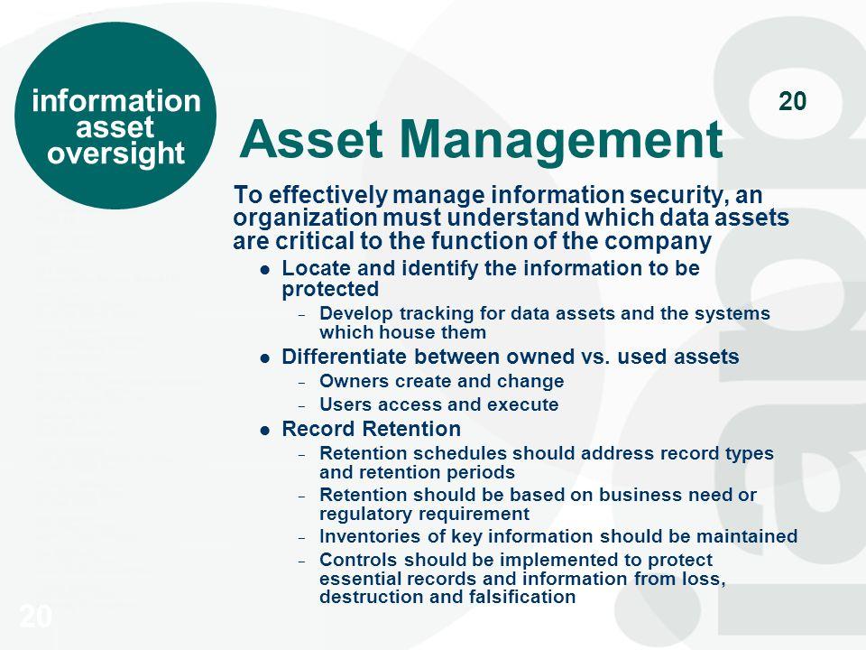 asset management information system pdf