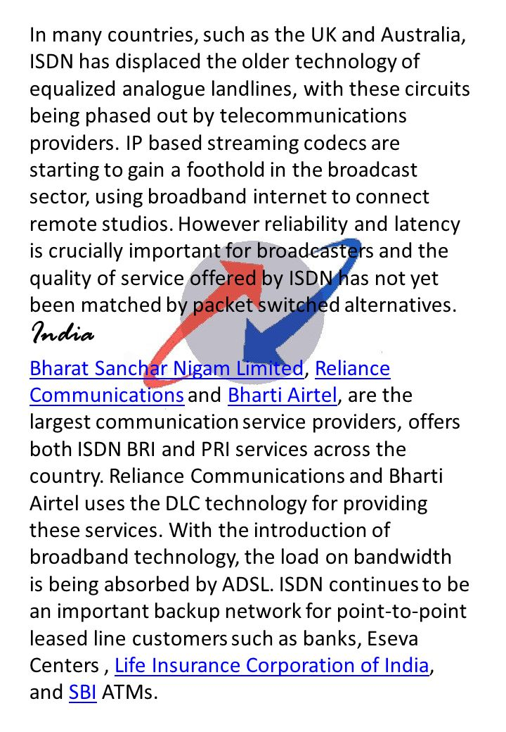 internet access adsl isdn information technology These dsl modems offered simple high- speed internet access but allowed  adsl over isdn —same dsl technology as  to display general information about.