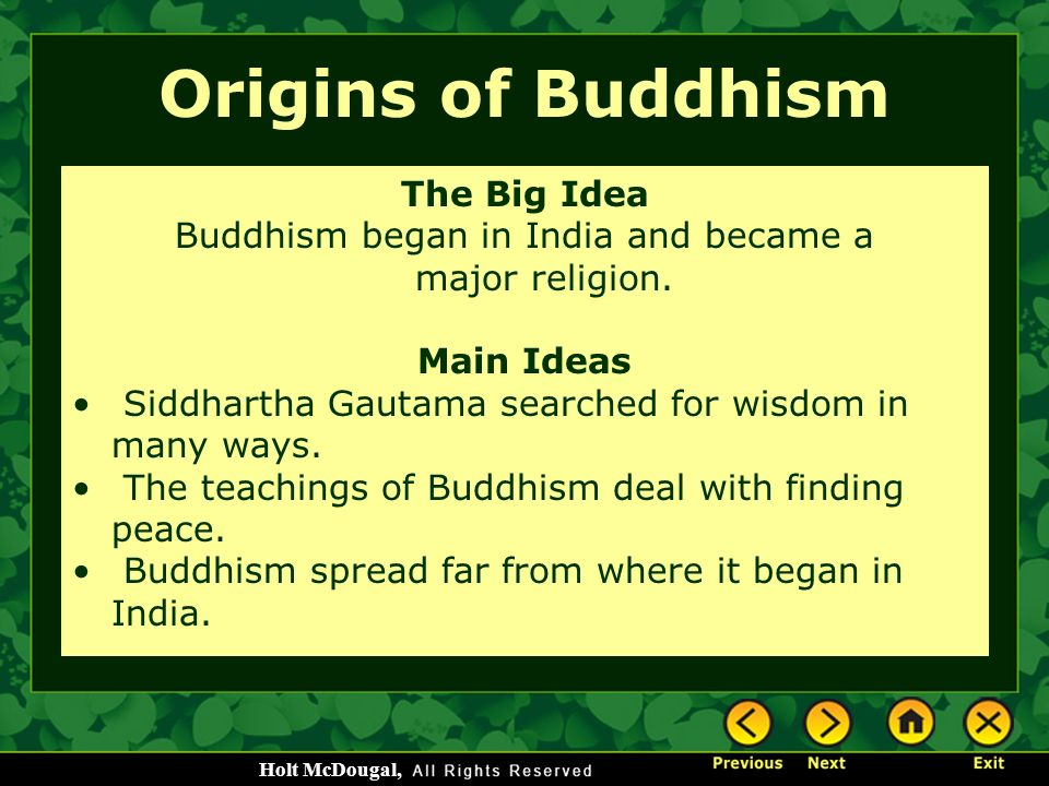 an analysis of buddhism and is it a religion America's changing religious landscape the christian share of the us population is declining, while the number of us adults who do not identify with any organized religion is growing, according to an extensive new survey by the pew research center.
