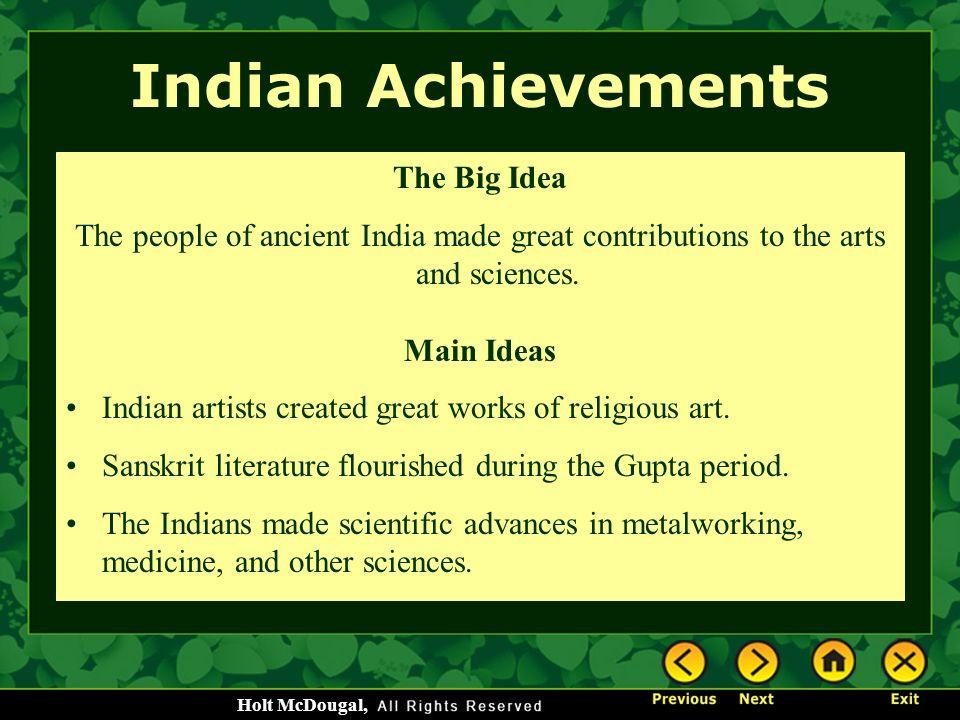 essay on scientific achievements of india