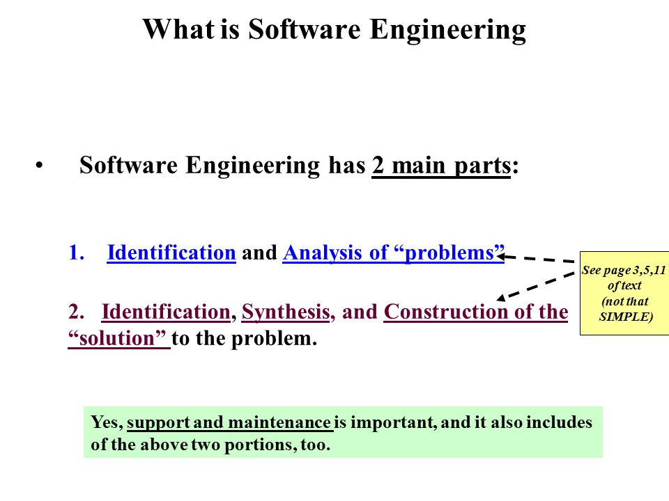 need of software engineering pdf