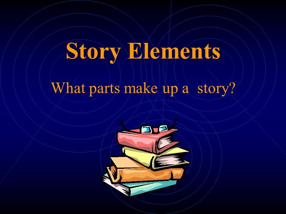 What parts make up a story
