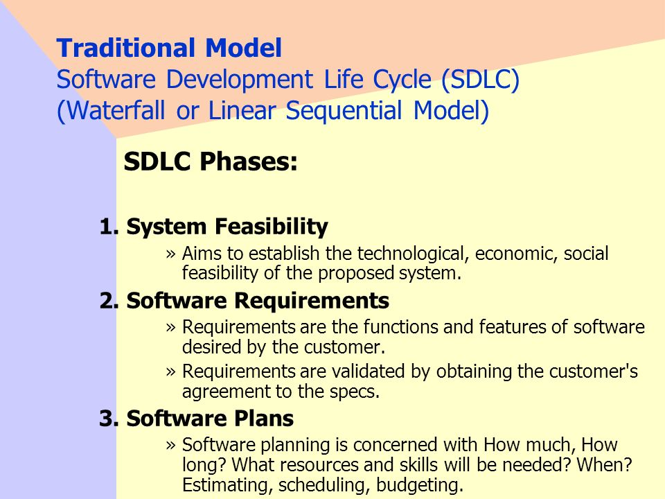 The Software Engineering Process - ppt download