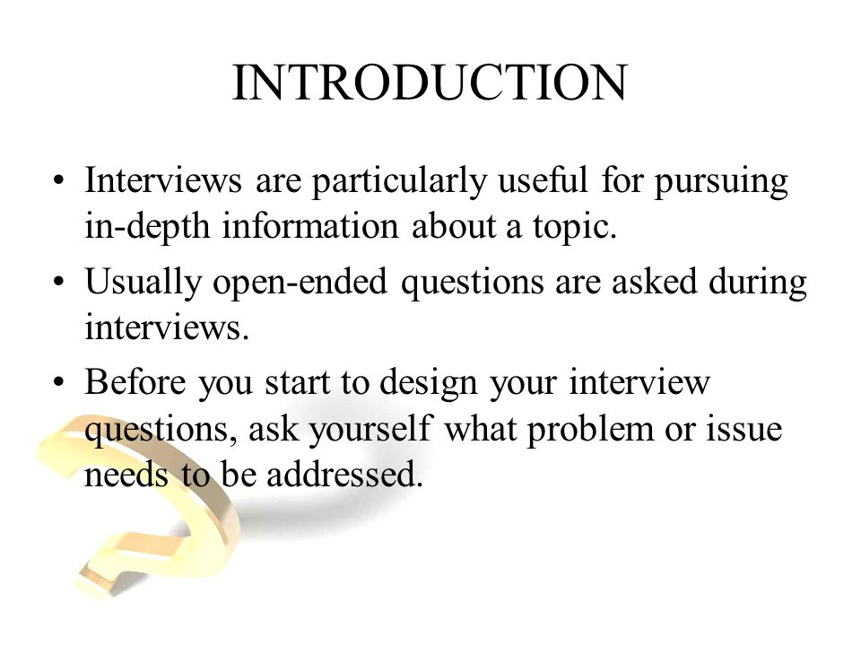 questions to ask in interviews