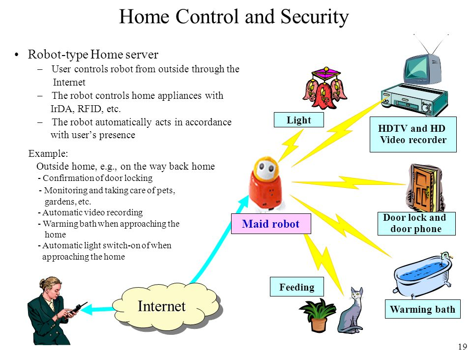 Home Control and Security