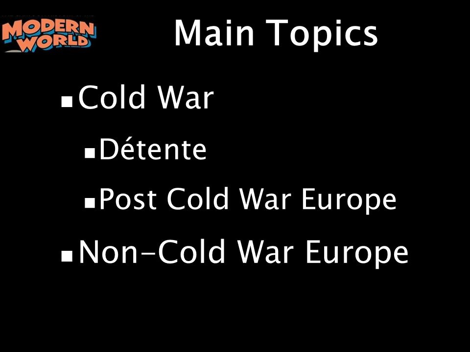 The crisis of the post-Cold War European order | Eurozine