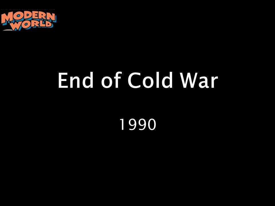 end of cold war - photo #24