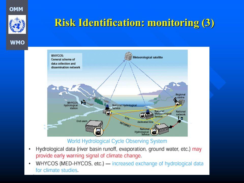 Risk Identification: monitoring (3)