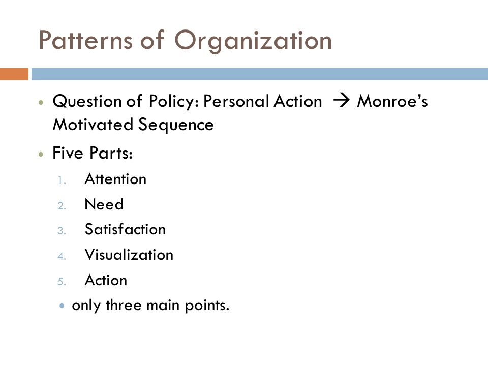 personal organizational pattern Organizational behavior and human decision processes 44, 281-296 (1989) personality and organizational conflict: effects of the type a behavior pattern and self-monitoring robert a baron rensselaer polytechnic institute managerial and technical employees of a large food-processing company provided information on the frequency with which they experienced conflict with others (subordinates.