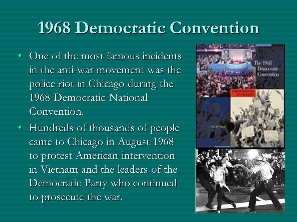 the impact vietnam and the 1968 democratic The tet offensive, 1968 the vietnam war's turning point the tet offensive: the eddie  tet's impact on washington z1) shock at the white house – divided  chicago democratic convention – riots and protests youtube - 1968 dnc: democratic nightmare in chicago.