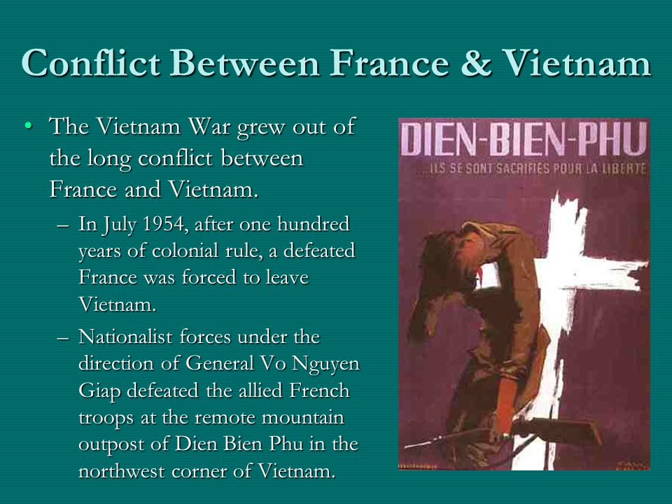 The unique war between vietnam and united states