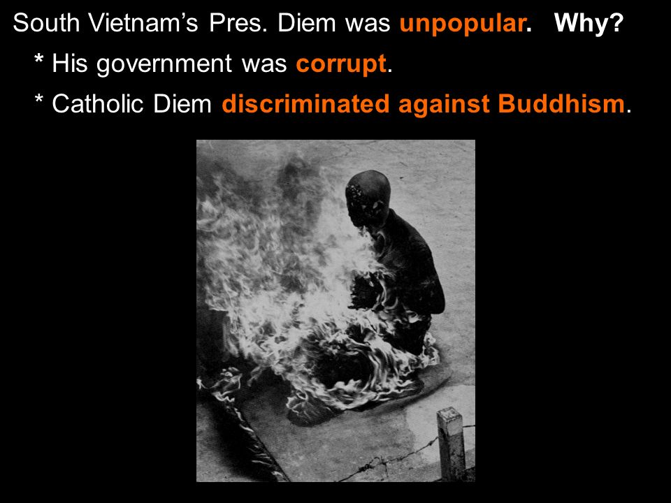 the failure of the united states in containing communism in south vietnam The vietnam war: an inevitable tragedy  gigantic united states failure in vietnam will virtually give the  war as a 'consensus on containing communism.