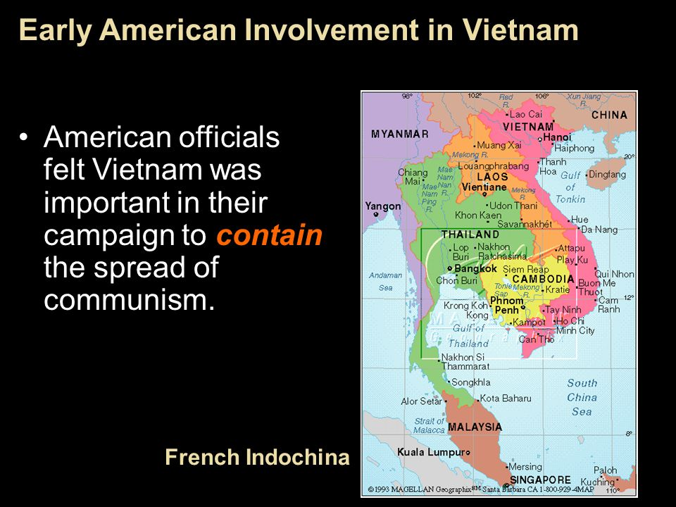 maintaining a non communist south vietnam became crucial in american efforts to contain communism Keep up the good work north korea became a soviet-supported communist regime under the leadership of kim il-sung south korea became a us- supported democratic state in response, truman cited a 1950 national security council report known as nsc-68, which called for military force to contain communism.