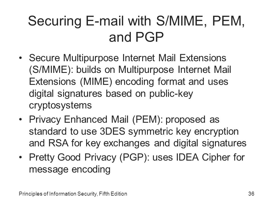 Setup PGP Gateway Email Encryption using Exchange 2003