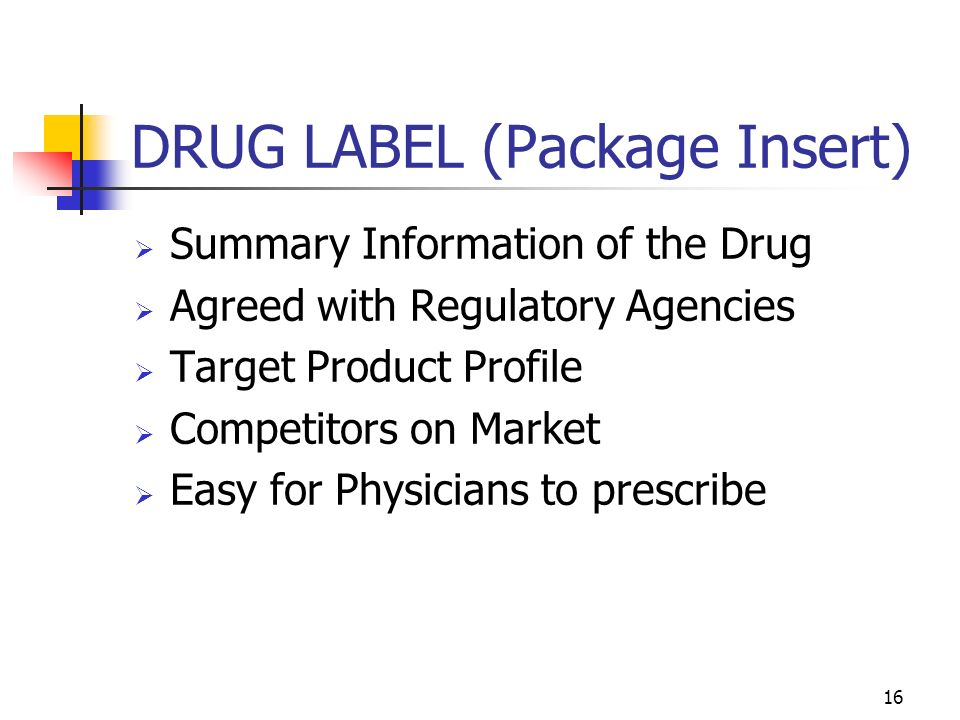 DRUG LABEL (Package Insert)