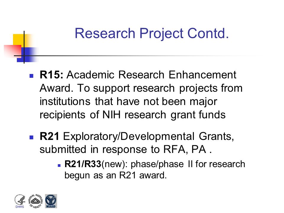Research Project Contd.
