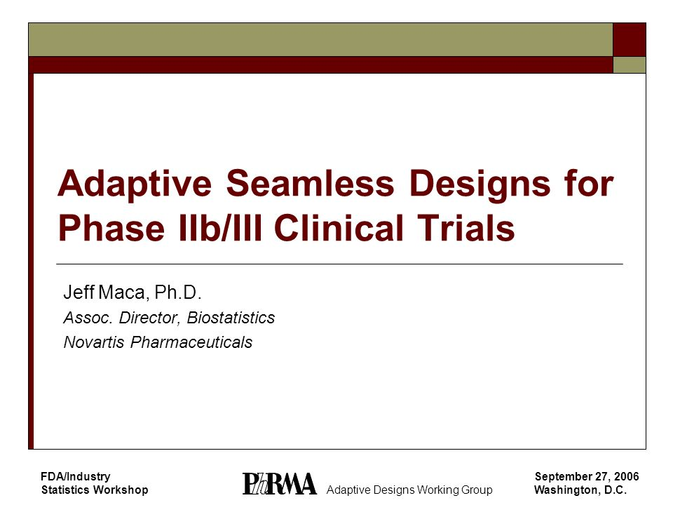 Adaptive Seamless Designs for Phase IIb/III Clinical Trials