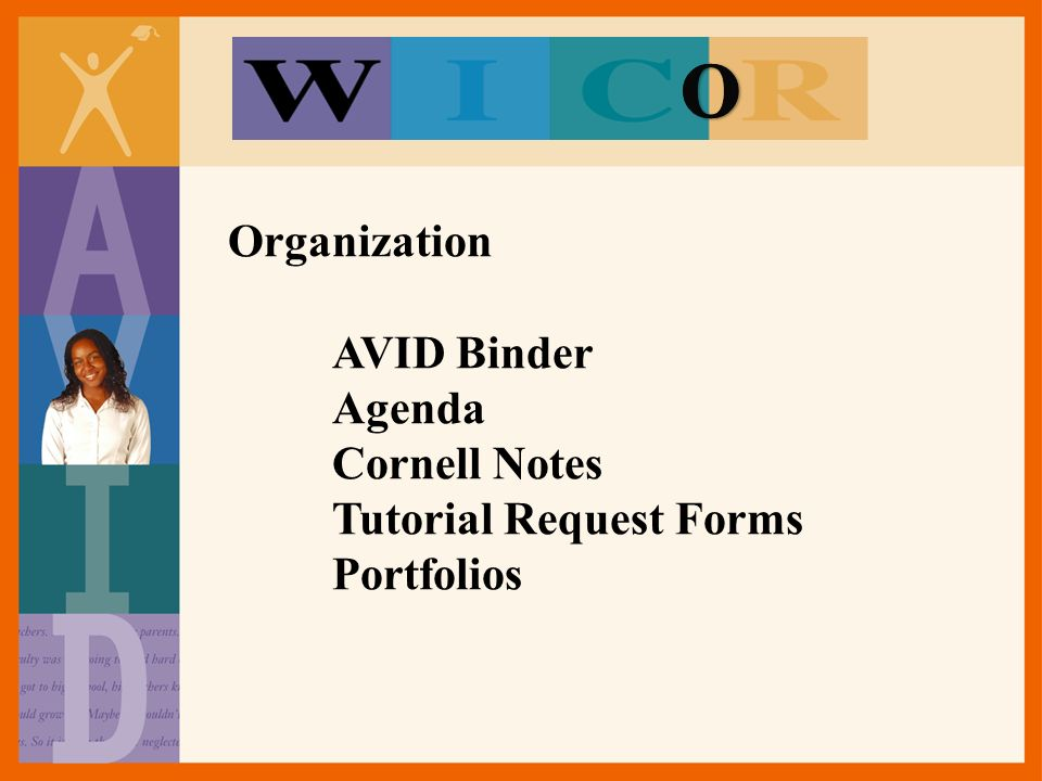 What Is Avid? Newcomers: An Introduction To Basic Avid Concepts