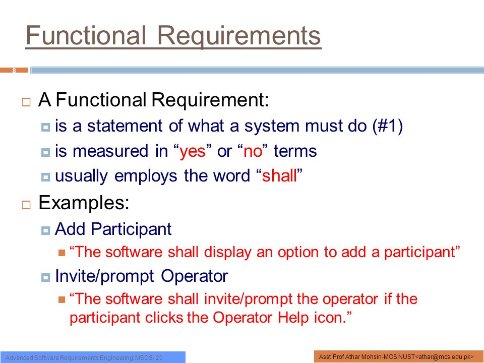 functional requirements of an srs I am curious because it seems like everyone has different opinions on the matter when creating an srs do you need both use cases and functional requirements or.