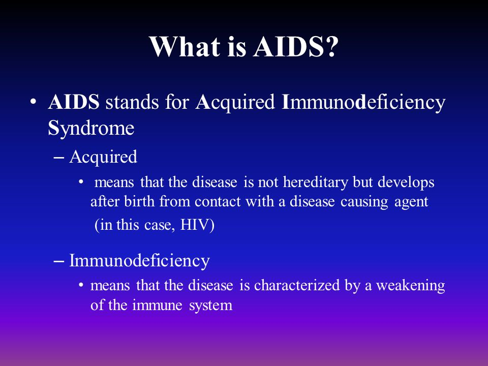 thesis daignostic aids Learn the basics of hiv and aids  hiv basics share facebook also included is information about campaigns related to the prevention and diagnosis of.
