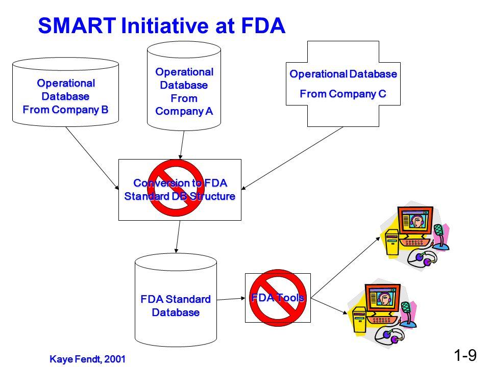 SMART Initiative at FDA