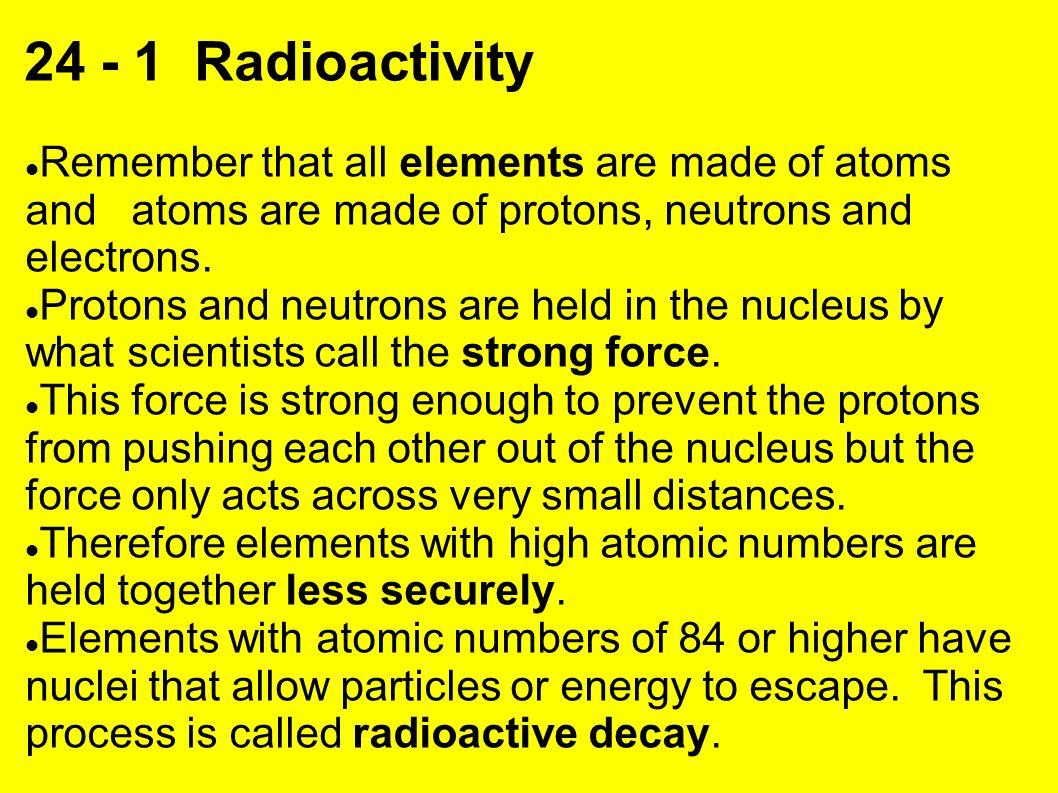 worksheet Radioactivity And Nuclear Reactions Worksheet radioactivity and nuclear reactions ppt video online download 3 radioactivity