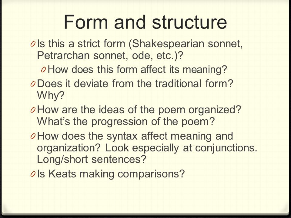 the sonnet form and its meaning Irregular variations on the sonnet form have included the 12-line sonnet sometimes used by elizabethan poets,  and the sonnet in its pure iambic form.