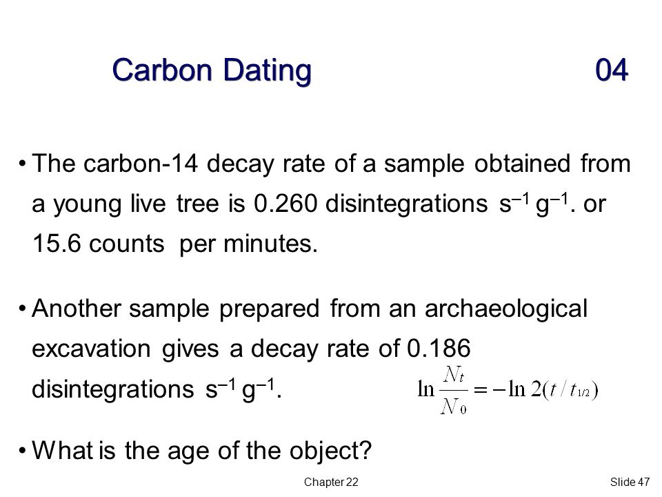 carbon dating live animals How carbon dating works does carbon dating prove the earth is millions it is assumed there would be the same amount found in living plants or animals since.
