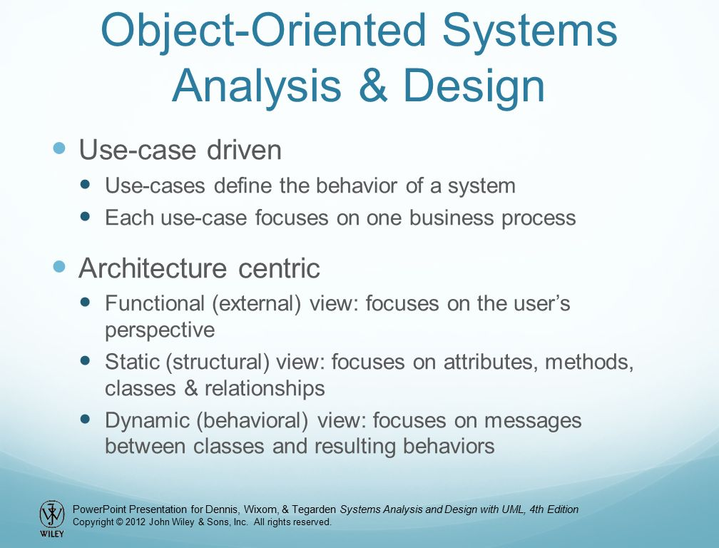 object oriented methods structual Object-oriented modeling of object-oriented concepts form of programming whose results serve as inspiration for the teaching methods and tools: object-oriented programming identi es structural dependencies between concepts.