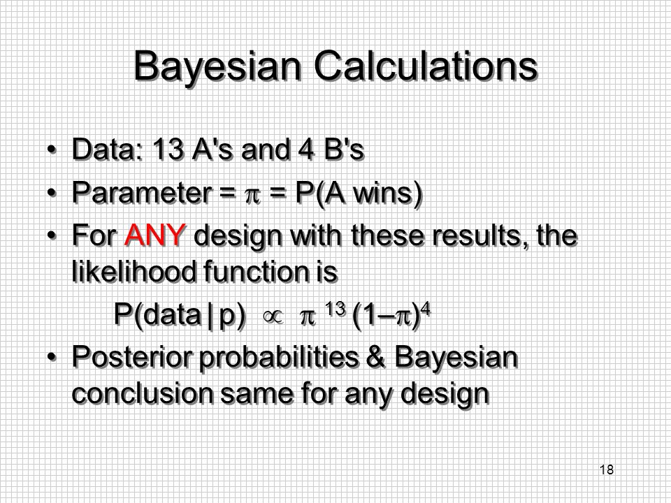 Bayesian Calculations