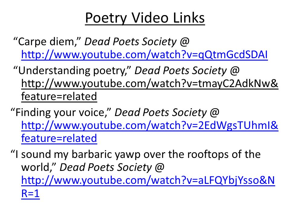 """introduction to poetry billy collins diction English 2343151 – introduction to poetry  literary art form (3) analyze the  various elements of poetry such as diction,  billy collins, """"introduction to poetry ."""