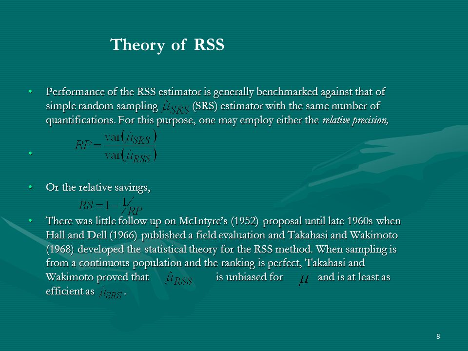 Theory of RSS