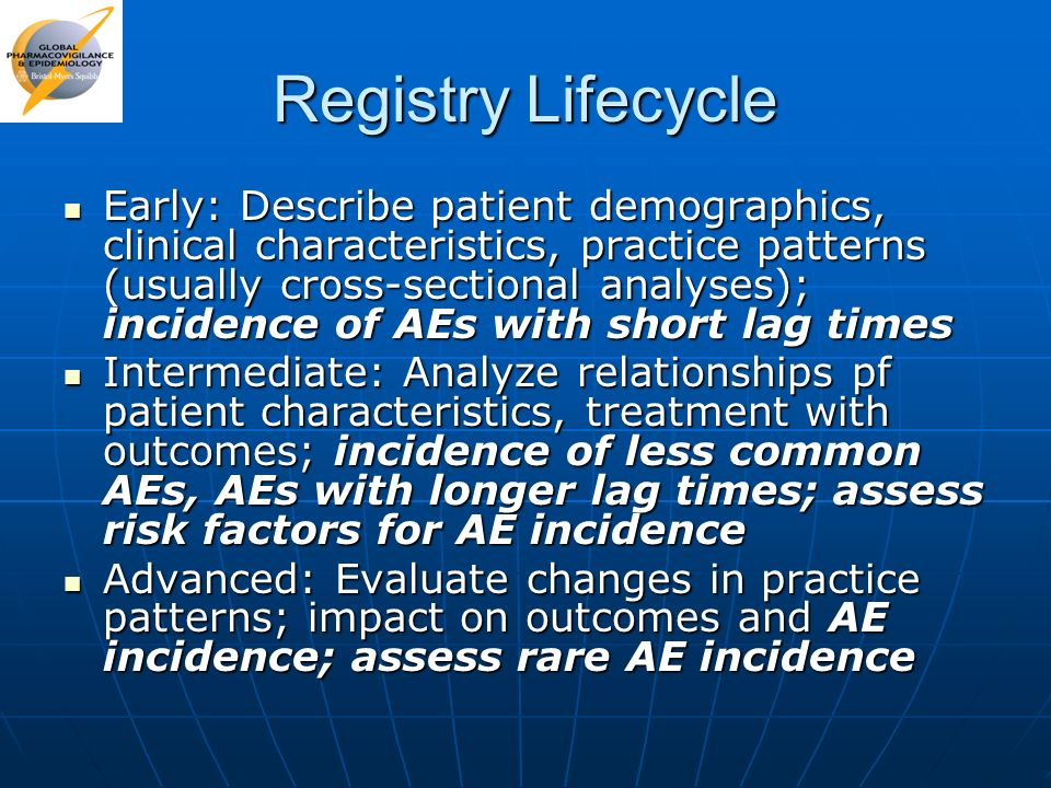Registry Lifecycle