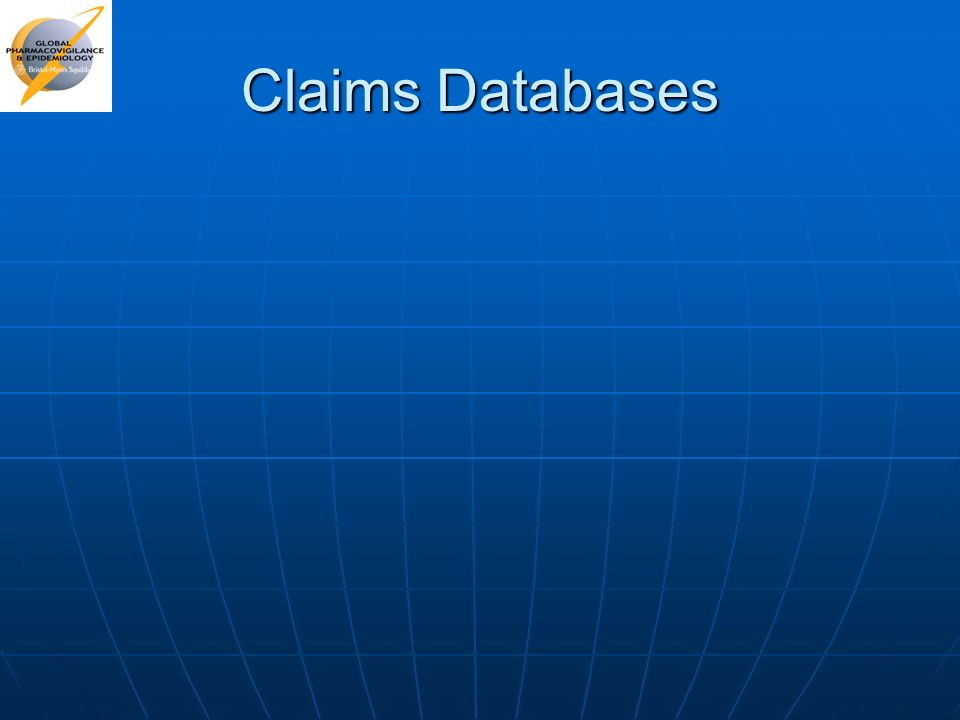 Claims Databases