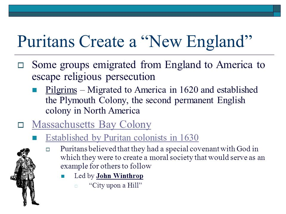 the extremist views of religion through the puritans of the massachusetts bay colony Clergy vote against report by 100 to 93 in blow to archbishop of canterbury as he tries to chart course between apparently unreconcilable wings of church.