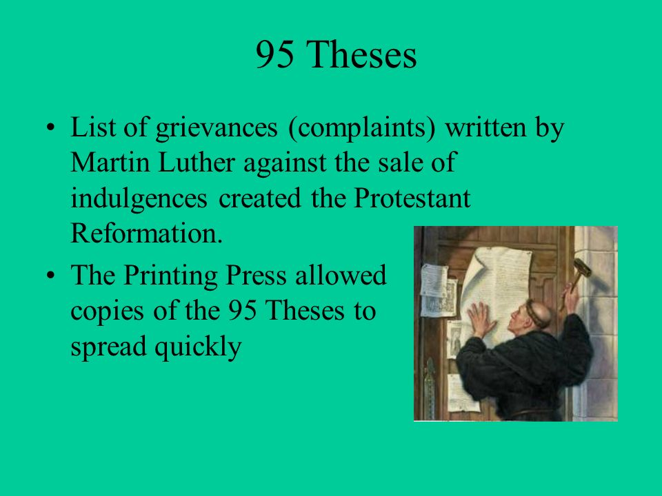 fertile crescent rich fertile soil tigris and euphrates rivers  95 theses list of grievances complaints written by martin luther against the of