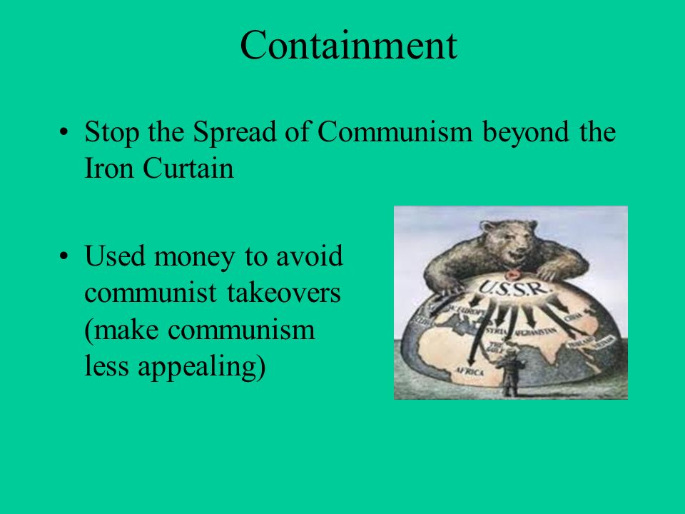 the failure of the united states to prevent the spread of communism in vietnam The vietnam war and the tragedy of containment by the united states had established a foreign policy doctrine called containment the united states feared the global spread of communism.