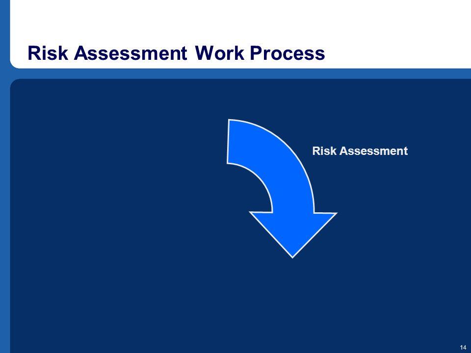 Risk Assessment Work Process
