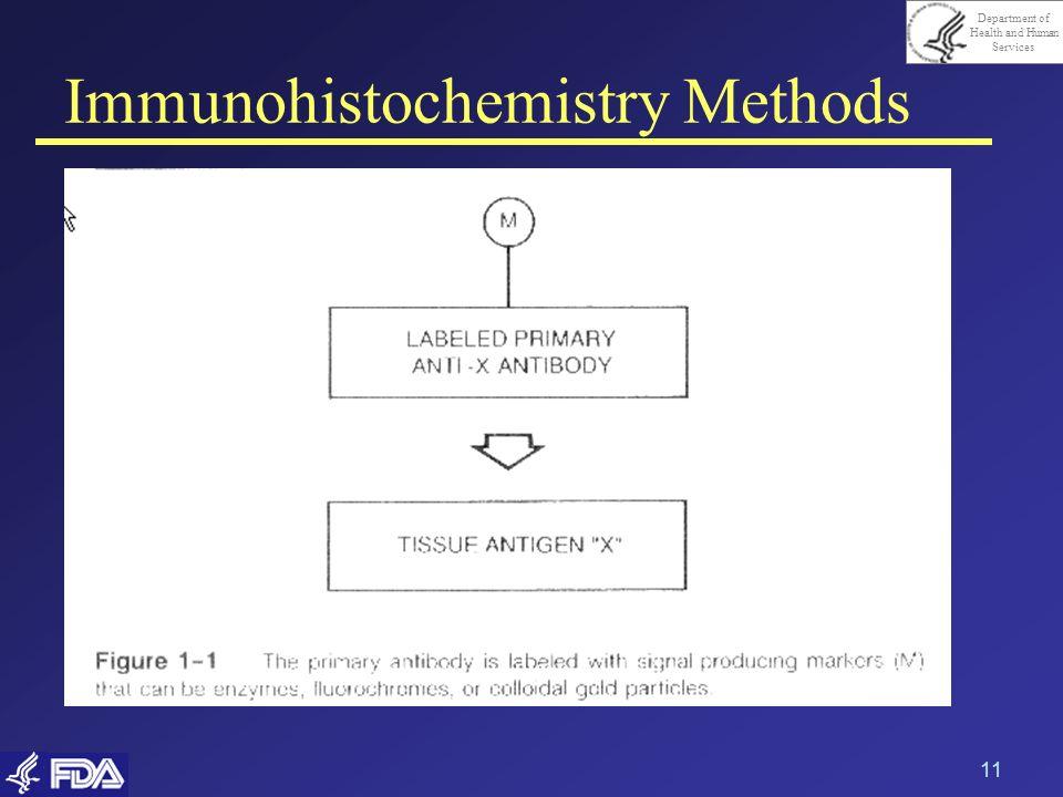 Immunohistochemistry Methods
