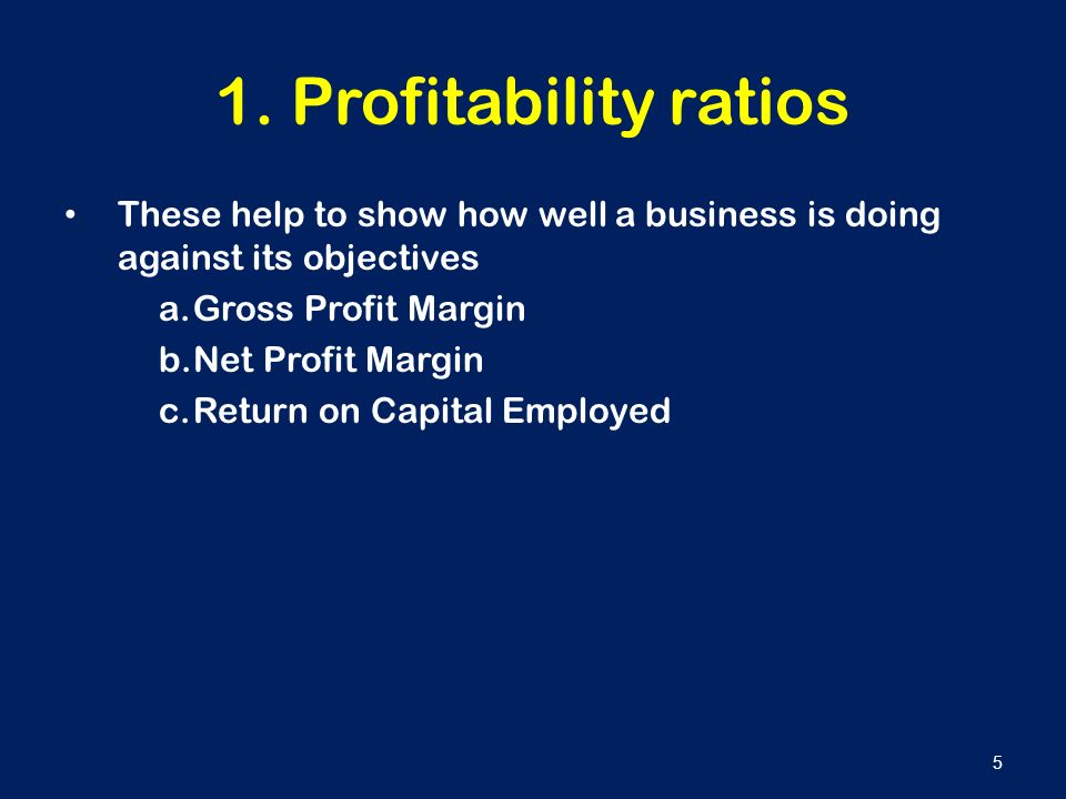 objectives of purefoods company as profitability The income statement (earnings report) for san miguel pure foods company inc find the company's financial performance, revenue, and more.