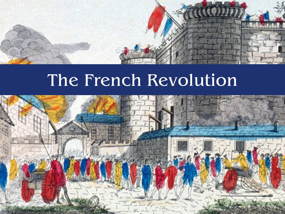 Role of french revolution on freedom movement