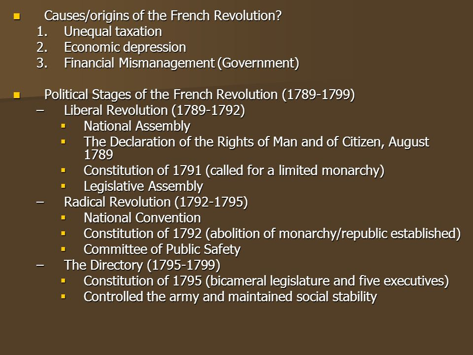 an analysis of the oligarchic dictatorship established after the french revolution Get information, facts, and pictures about french revolution at encyclopediacom make research projects and school reports about french revolution easy with credible.